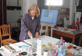 Malsommertage/Workshops bei Elena Kühn