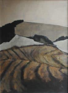 abstrakte Malerei kaufen: Landschaft