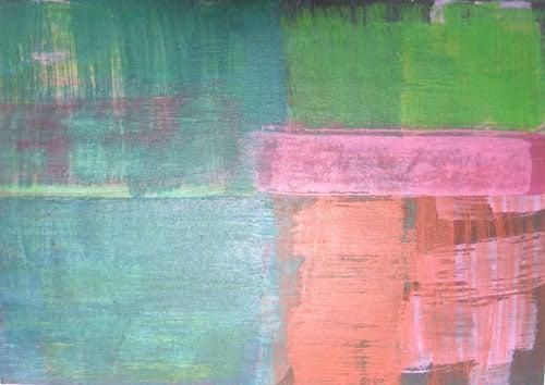 Originale abstrakte Kunst entdecken und kaufen von Künstlerin