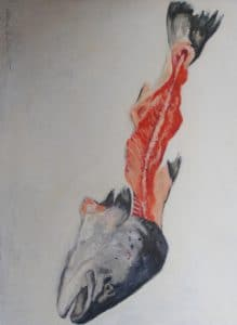 Stillleben, Fische - Originale kaufen