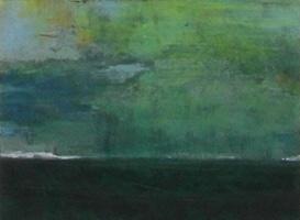 abstrakte Malerei, Oberflächen, filigrane Strukturen