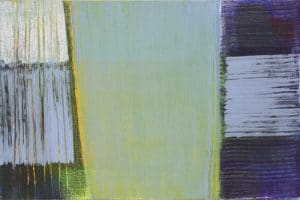 abstrakte Malerei kaufen: Nordsee, Meer, Himmel
